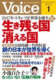 Voice 平成29年1月号 漫画