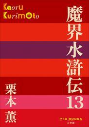 P+D BOOKS 魔界水滸伝 13 漫画
