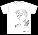 「クローズ×漫画全巻ドットコム」チャリティーTシャツ (白/Sサイズ)