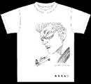 「クローズ×漫画全巻ドットコム」チャリティーTシャツ (白/Mサイズ)