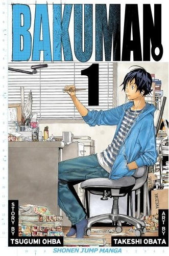 バクマン。 英語版 漫画