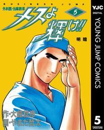 メスよ輝け!! 5 漫画