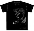 「クローズ×漫画全巻ドットコム」チャリティーTシャツ (黒/Sサイズ)