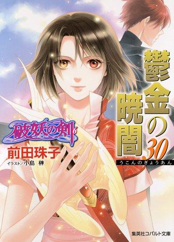【ライトノベル】鬱金の暁闇 破妖の剣 漫画
