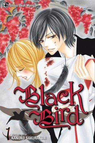 BLACK BIRD ブラックバード 英語版 漫画