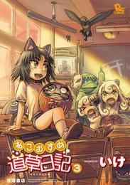 ねこむすめ道草日記 3巻 漫画