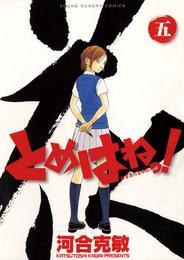 とめはねっ! 鈴里高校書道部(5) 漫画