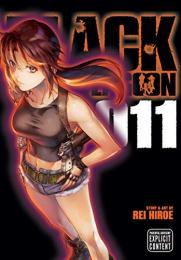 ブラック・ラグーン BLACK LAGOON 英語版 (1-11巻) [Black Lagoon Volume1-11]