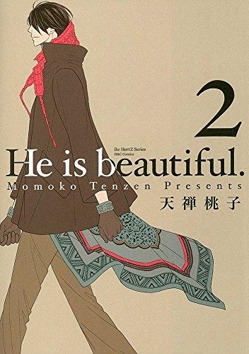 He is beautiful. 漫画