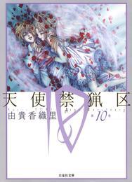 天使禁猟区 10巻 漫画