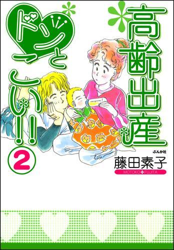 高齢出産ドンとこい!!  漫画