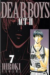 DEAR BOYS ACT II(7) 漫画