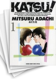 【中古】KATSU! (1-8巻) 漫画