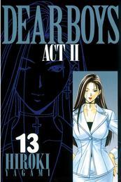 DEAR BOYS ACT II(13) 漫画