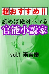 【超おすすめ!!】読めば絶対ハマる官能小説家vol.1雨宮慶 漫画