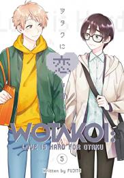 ヲタクに恋は難しい 英語版 (1-4巻) [Wotakoi: Love Is Hard for Otaku Volume 1-4]