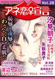 アネ恋♀宣言 Vol.28 漫画