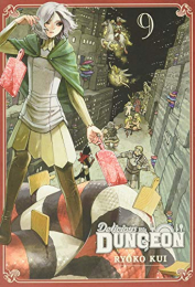 ダンジョン飯 英語版 (1-9巻) [Delicious in Dungeon Volume 1-9]