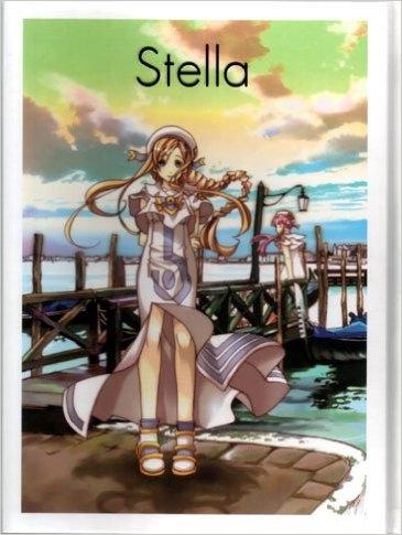 【画集】Stella ステラ 天野こずえ Illustration Works (2) 漫画