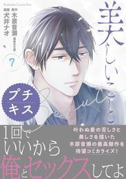 美しいこと プチキス(7)