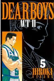 DEAR BOYS ACT II(5) 漫画