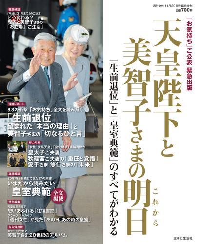 天皇陛下と美智子さまの明日 漫画