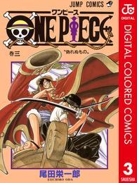 ONE PIECE カラー版 3 漫画