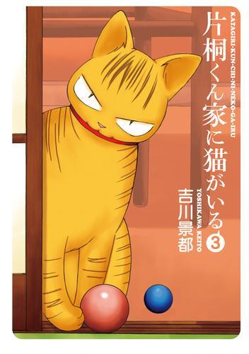 片桐くん家に猫がいる  漫画