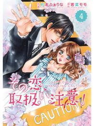 comic Berry's その恋、取扱い注意!4巻 漫画
