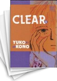 【中古】CLEAR (1-11巻) 漫画