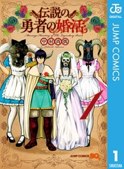 伝説の勇者の婚活 漫画