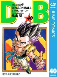 DRAGON BALL モノクロ版 40 漫画