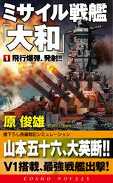ミサイル戦艦「大和」[1]飛行爆弾、発射!!