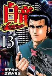 白竜-LEGEND- 13 漫画