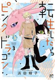 転生したらピンクドラゴン(1-3巻 全巻)