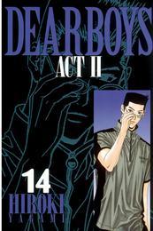 DEAR BOYS ACT II(14) 漫画