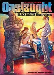 【画集】Onslaught ブラックラグーン BLACK LAGOON Illustrations 20周年記念グッズ付き限定版