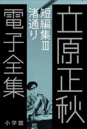 立原正秋 電子全集19 『短編集III 渚通り』 漫画