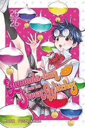 山田君と七人の魔女 英語版 (1-24巻) [Yamada-Kun and the Seven Witches Volume 1-24]