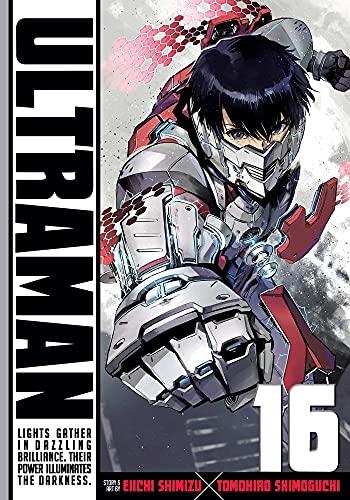 ウルトラマン 英語版 漫画