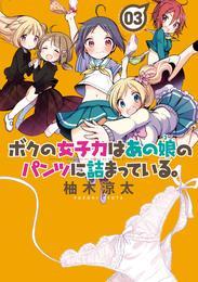 ボクの女子力はあの娘のパンツに詰まっている。(3) 漫画