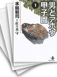 【中古】男どアホウ甲子園 [文庫版] (1-18巻) 漫画