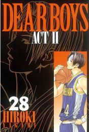 DEAR BOYS ACT II(28) 漫画
