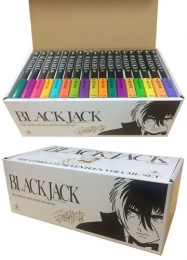 ブラック・ジャック [文庫版] (1-17巻 全巻) 特製ボックスケース入り