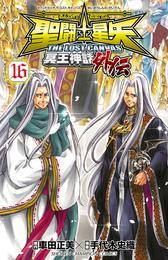 聖闘士星矢 THE LOST CANVAS 冥王神話外伝 16 冊セット 全巻