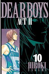 DEAR BOYS ACT II(10) 漫画