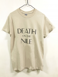 Tシャツ ナイルに死す(100th) サンド M 【予約:ご注文から10日程度で発送予定】