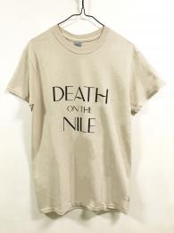 Tシャツ ナイルに死す(100th) サンド S 【予約:ご注文から10日程度で発送予定】