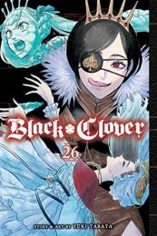 ブラッククローバー 英語版 (1-24巻) [Black Clover Volume 1-24]