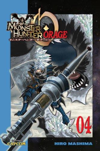 モンスターハンター オラージュ 英語版 4巻